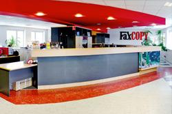 FaxCOPY Bratislava ústredie, Domkárska 15