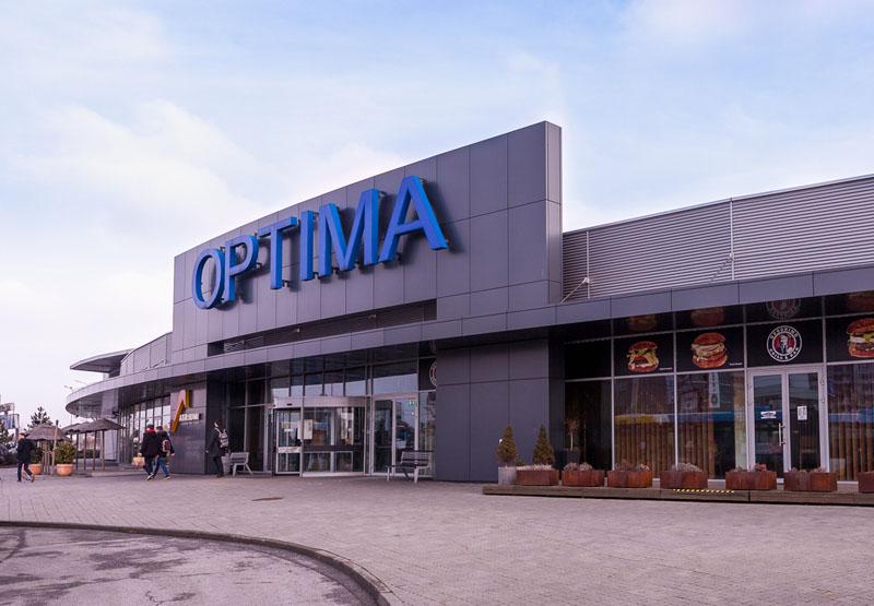 0ddc8e00f2 Košice - Atrium OPTIMA