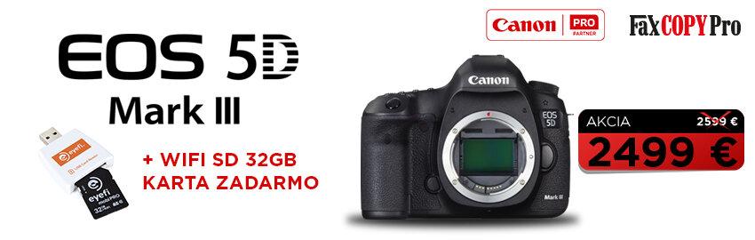 EOS 5D Mark III za super cenu