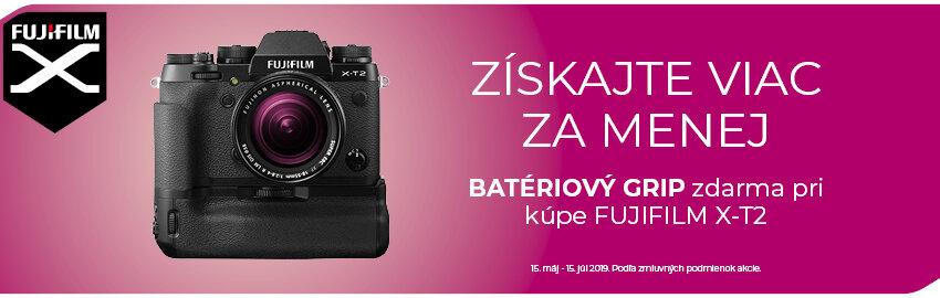 Fujifilm X-T2 + grip ZADARMO