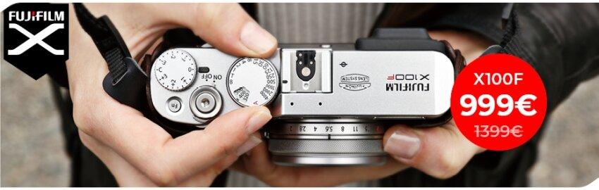 Fujifilm X100F za super cenu 999€ s DPH