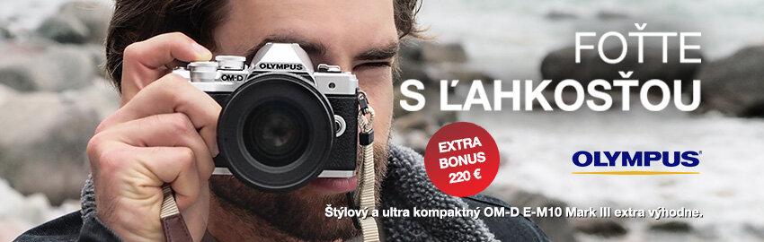 Olympus okamžitá zľava