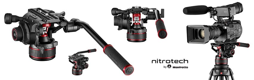 Manfrotto Nitrotech