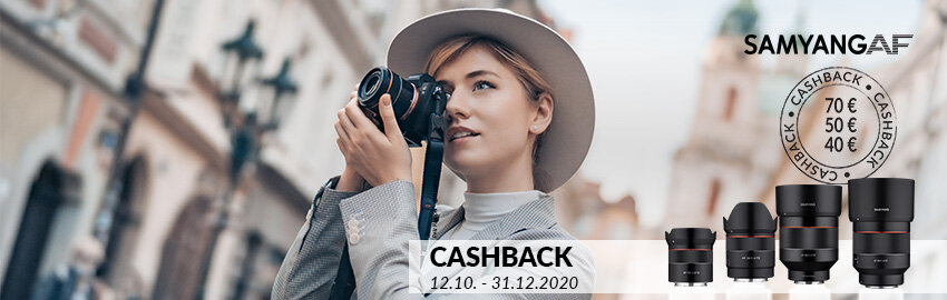Samyang cashback