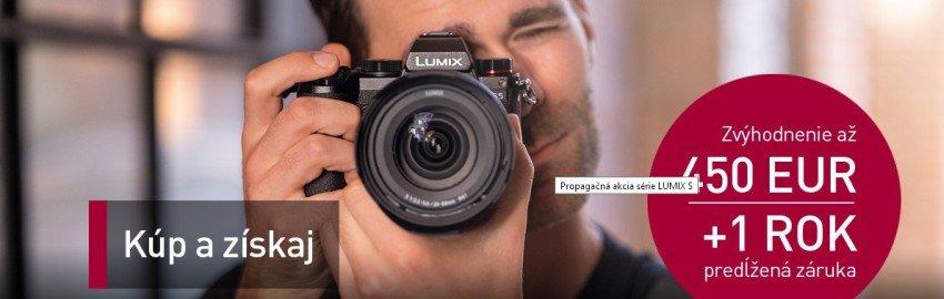 Akcia Panasonic S5