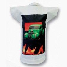 Tričko na fľašu s vlastnou potlačou