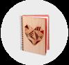 Zošity, diáre a zápisníky