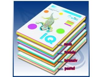 IQ Color A4/80g MIX intenzív...