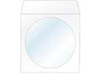 Obálka na CD s okienkom (bal=100ks)