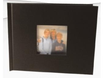 Fotokniha Unibind A4/26str. na výšku s výsekom