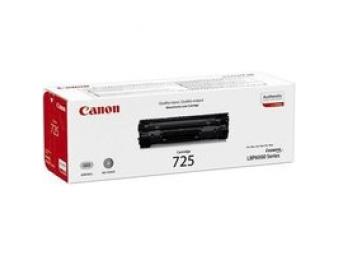 Canon 725 Bk Tonerová kazeta Black