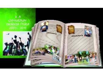 Ročenka - Fotokniha Unibind A4/15l (30 strán)