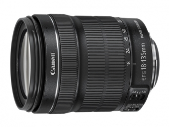 Canon EF-S 18-135mm f/3,5-5,6 IS STM...