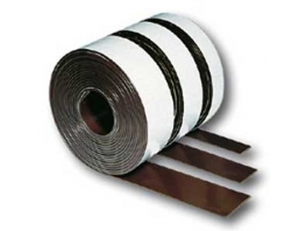 Legamaster Hnedá magnetická páska 19,0mmx3m
