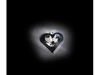 Nerezový medailón srdce 22x22mm 128fad32e4e