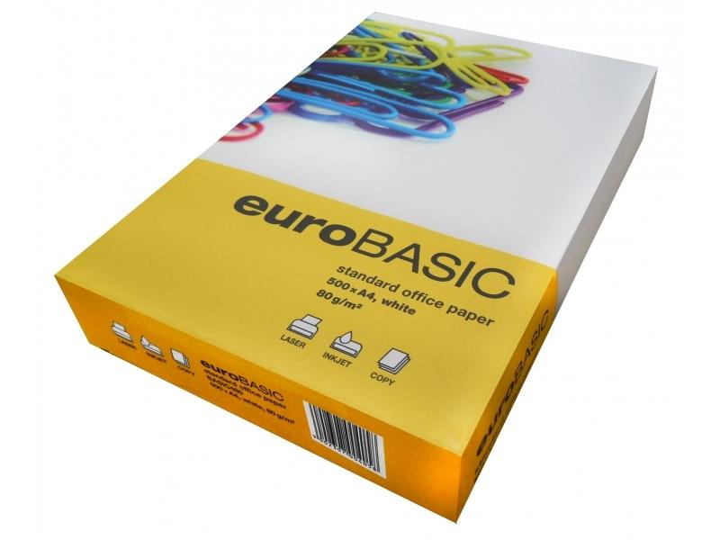 Basic A4/80g papier (bal=500hár)
