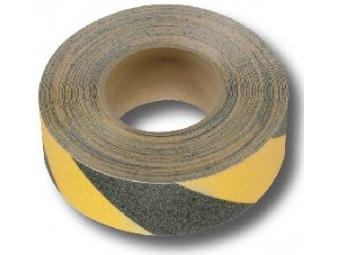 Protišmyková páska 50mmx18,3m (žlto-čierna)