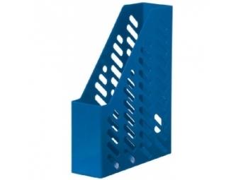 HAN Stojan na časopisy KLASSIK plast.,modrý (bal=10ks)