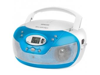 Sencor SPT 229 BU rádio s CD/MP3/USB