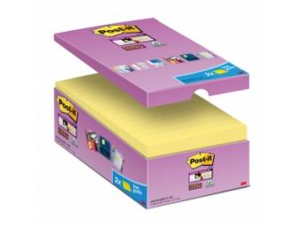 3M Post-It samolepiaci bloček 76x127mm (bal=16x90l)