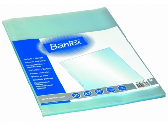 Bantex 2036 U-obal A3 matný, na výšku (bal=25ks)