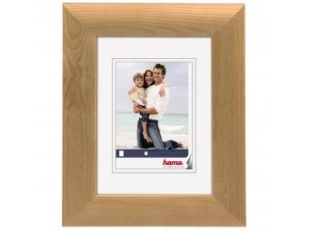 Hama 85911 drevený rám Korfu, bukový, 50x70 cm