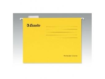 Esselte Závesný obal Pendaflex Štandard žltý (bal=25ks)