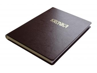 Kronika A3 200 listov, celastik/hnedá