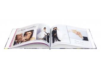 Fotokniha Fastbind A4, 26l na šírku