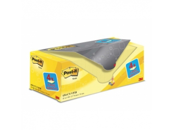 3M Post-it samolepiaci bloček 76x76mm žltý (bal=20x100l)
