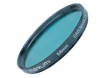 Marumi filter DHG - Greenhancer 62mm