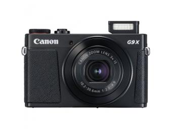 Canon PowerShot G9X II čierny + Canon...