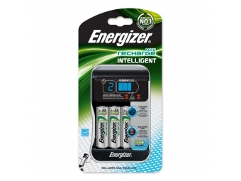 Energizer nabíjačka 4xAA2000mAh NiMH