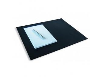 Durable Podložka na stôl 42x30cm kožená čierna