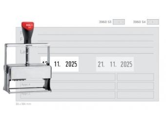 Colop Heavy Duty 3960 S3 výmena štočku s poduškou