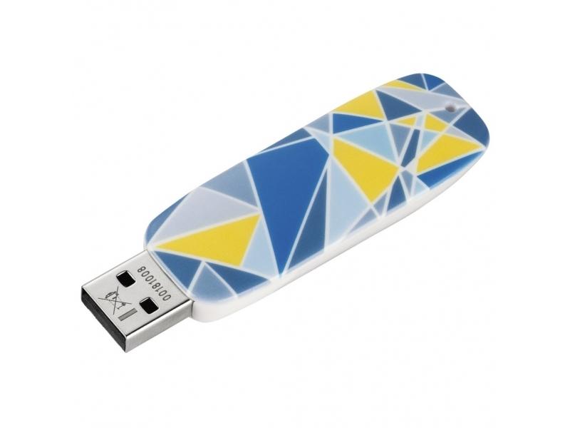 Hama 181008 FlashPen 3Angle USB 2.0, 16 GB, 10 MB/s