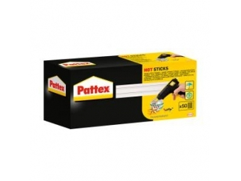 Pattex Hot patróny 1kg (bal=50ks)