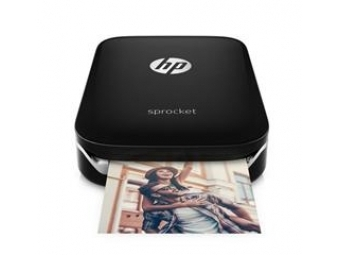 HP Sprocket fotografická tlačiareň čierna