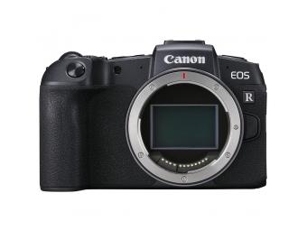 Canon EOS RP telo + adaptér na...