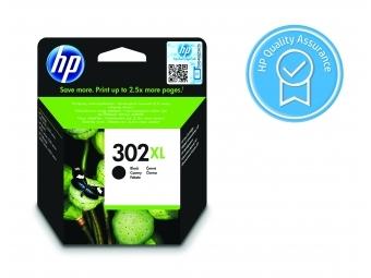 HP No.302XL Atramentová kazeta Black...