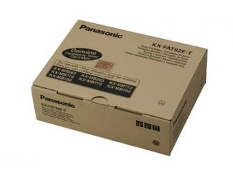 Panasonic KX-FAT92E-T Tonerová kazeta Black, 3ks