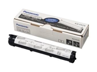 Panasonic KX-FA76A-E Tonerová kazeta Black