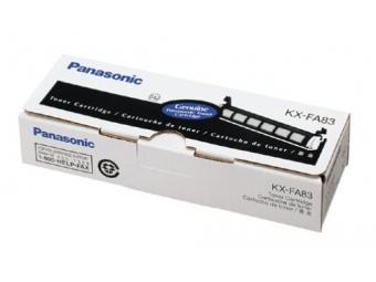 Panasonic KX-FA83E Tonerová kazeta Black
