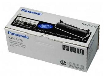 Panasonic KX-FA87E Tonerová kazeta Black