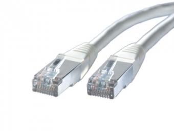 Roline STP Patch kábel 0.5m cat.5e