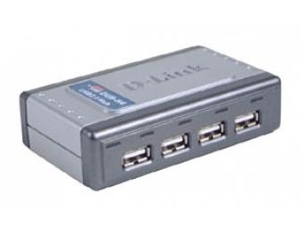 D-Link DUB-H4 rozbočovač USB 4 porty
