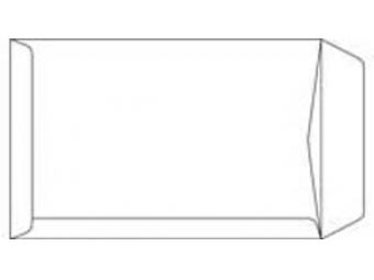 Obálka B4 samolepiaca biela (bal=250ks)