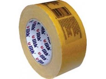 Páska lepiaca 50mmx25m obojstranná s tkaninou