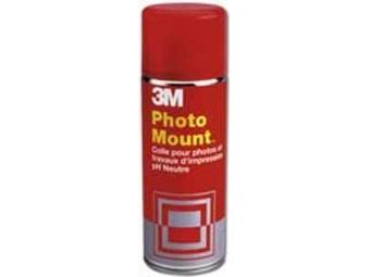 3M PhotoMount lepidlo v spreji 400ml (červené)