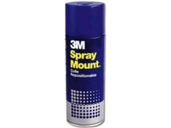 3M SprayMount lepidlo v spreji 400ml (modré)